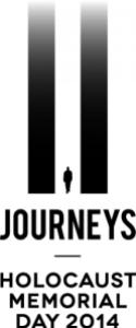 The 2014 'Journeys' poster.