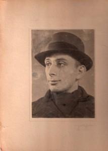 Werner Leschziner, survivor of Kristallnacht & The Holocaust