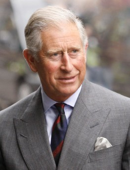 HRH Prince Charles, Prince of Wales